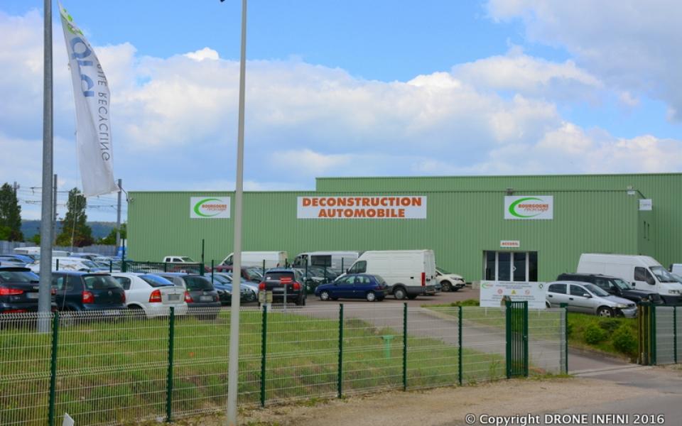 Bourgogne recyclage déconstruction automobile